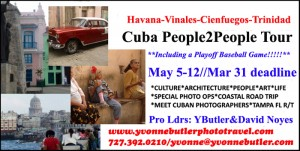 Photographer David Noyes leads cultural exchange program in Cuba