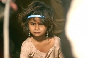 Pushkar Gypsy Girl
